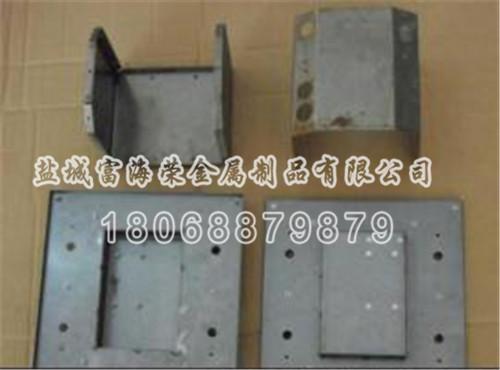 铜板数控刨槽加工