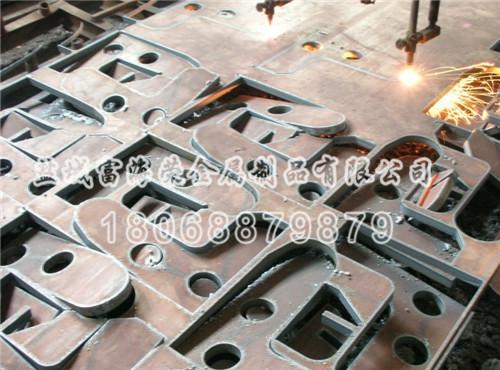 锰板数控剪折加工